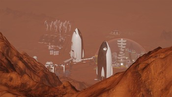 Screenshot1 - Surviving Mars: Deluxe Upgrade Pack