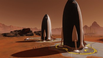Screenshot2 - Surviving Mars: Space Race