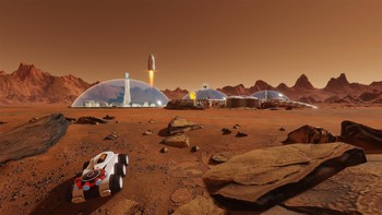Screenshot5 - Surviving Mars: Space Race