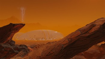 Screenshot7 - Surviving Mars: Space Race