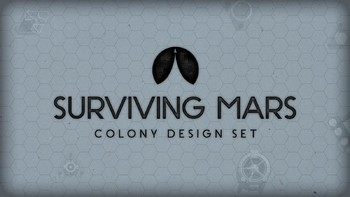 Screenshot1 - Surviving Mars: Colony Design Set