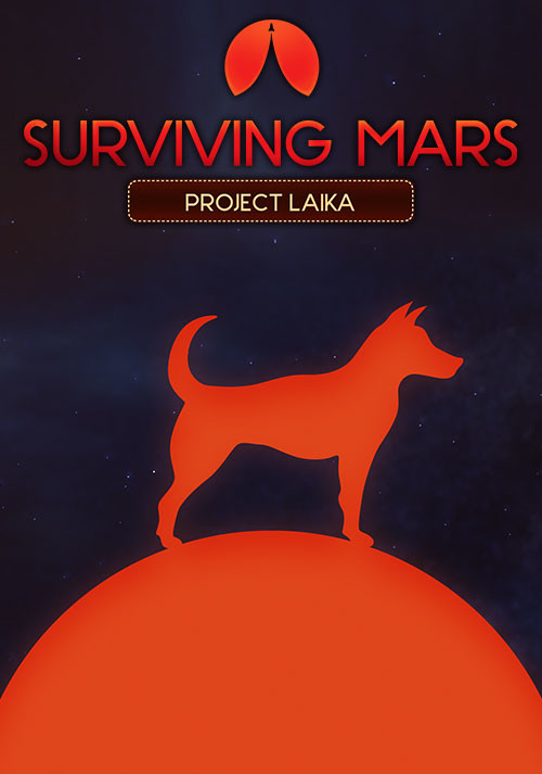 Surviving Mars: Project Laika - Cover / Packshot