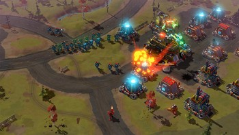 Screenshot4 - Forged Battalion
