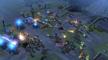 Screenshot3 - Forged Battalion