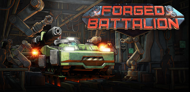 Forged Battalion - Cover / Packshot