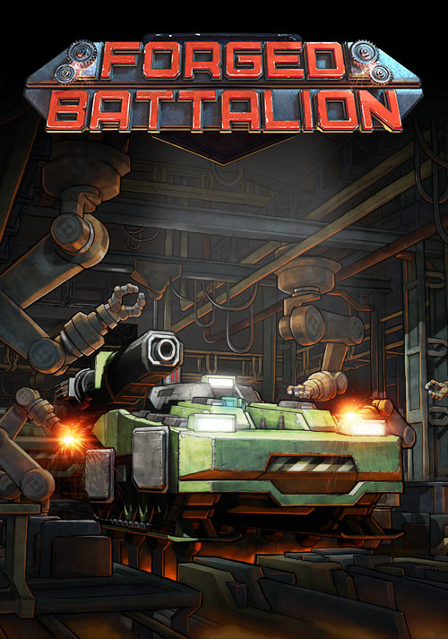 Forged Battalion - Cover