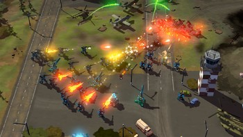 Screenshot1 - Forged Battalion