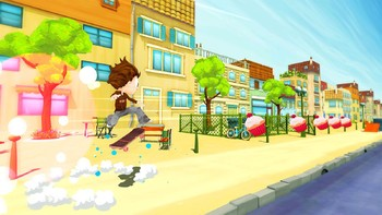 Screenshot1 - Angelo Skate Away