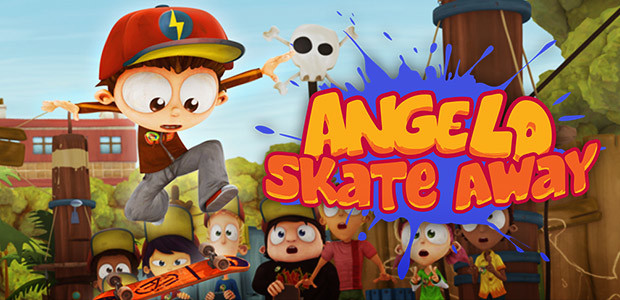 Angelo Skate Away - Cover / Packshot