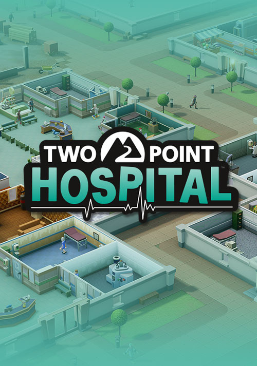 Two Point Hospital - Cover