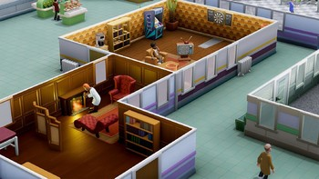 Screenshot6 - Two Point Hospital
