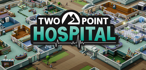 Two Point Hospital - Cover / Packshot