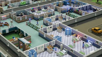 Screenshot4 - Two Point Hospital