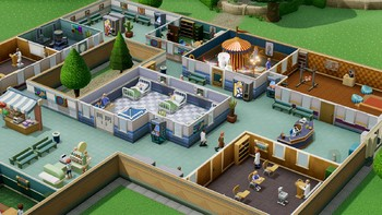 Screenshot1 - Two Point Hospital