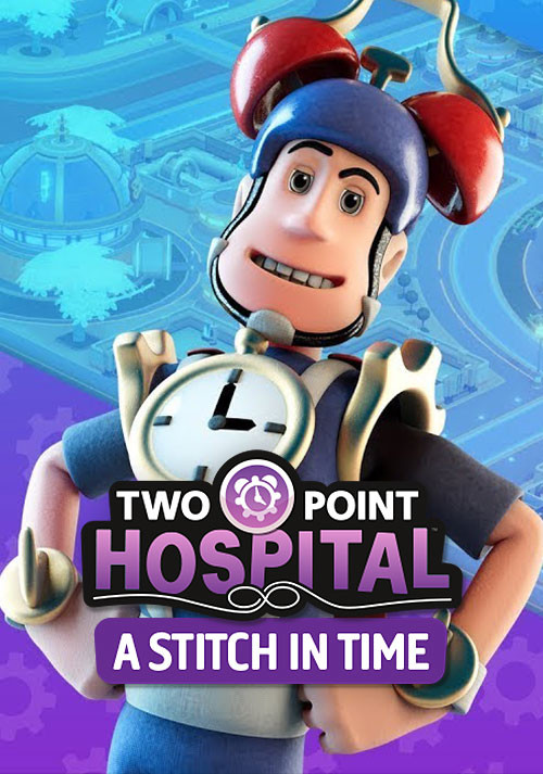 Two Point Hospital - A Stitch in Time - Cover / Packshot