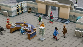 Screenshot4 - Two Point Hospital: Bigfoot