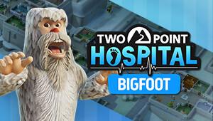 Two Point Hospital: Bigfoot gamesplanet.com