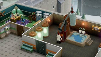 Screenshot5 - Two Point Hospital: Bigfoot