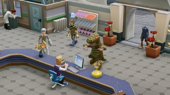 Screenshot2 - Two Point Hospital: Bigfoot