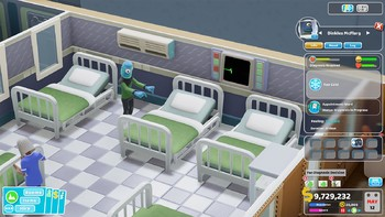 Screenshot5 - Two Point Hospital: Close Encounters