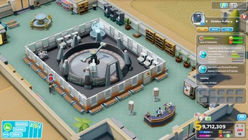 Screenshot6 - Two Point Hospital: Close Encounters