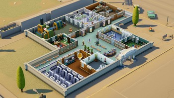 Screenshot7 - Two Point Hospital: Close Encounters