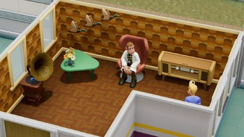 Screenshot4 - Two Point Hospital - Retro Items pack