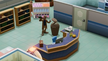 Screenshot5 - Two Point Hospital - Retro Items pack