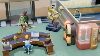 Screenshot1 - Two Point Hospital - Retro Items pack