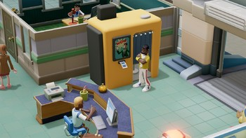 Screenshot2 - Two Point Hospital - Retro Items pack