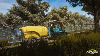 Screenshot6 - Pure Farming 2018 - Deluxe Edition