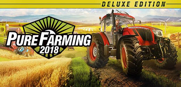 Pure Farming 2018 - Deluxe Edition