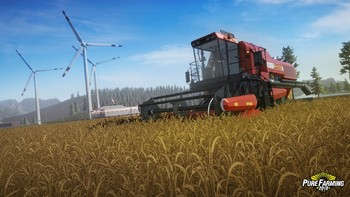 Screenshot7 - Pure Farming 2018 - Deluxe Edition
