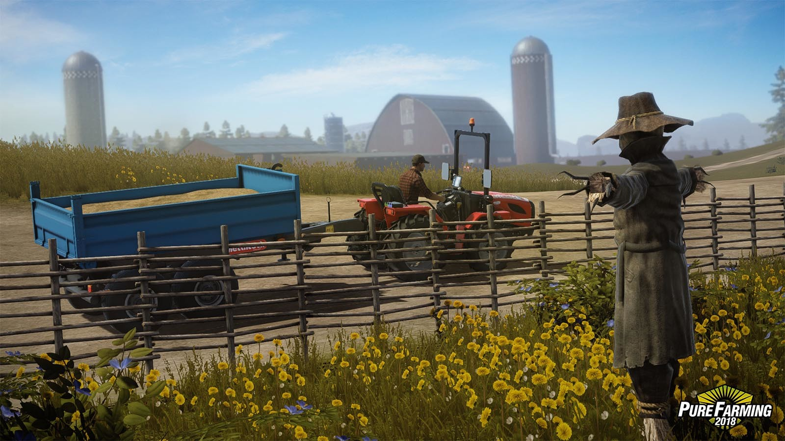 Pure Farming 2018 - Deluxe Edition [Steam CD Key] for PC - Buy now