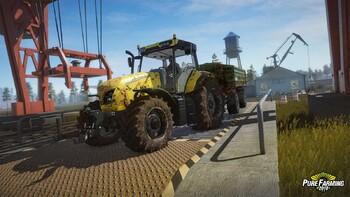 Screenshot2 - Pure Farming 2018 - Deluxe Edition
