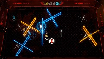 Screenshot8 - Laser League