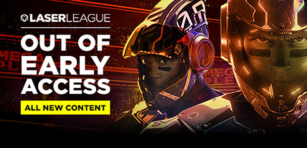 Laser League - Cover / Packshot