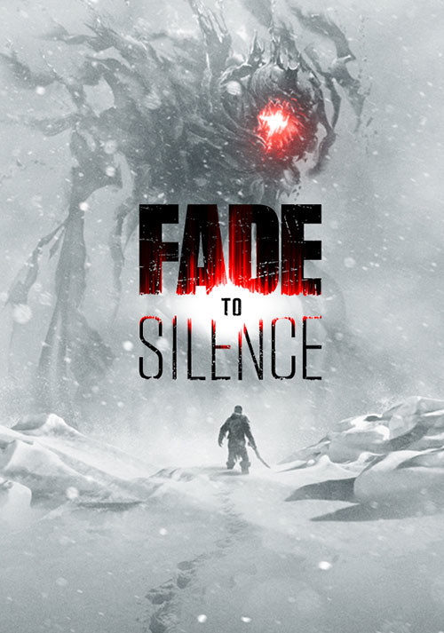 Fade to Silence - Packshot