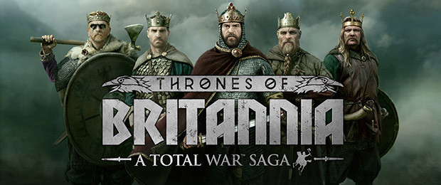 Clés Steam Total War Saga Thrones of Britannia livrées sur Gamesplanet.com