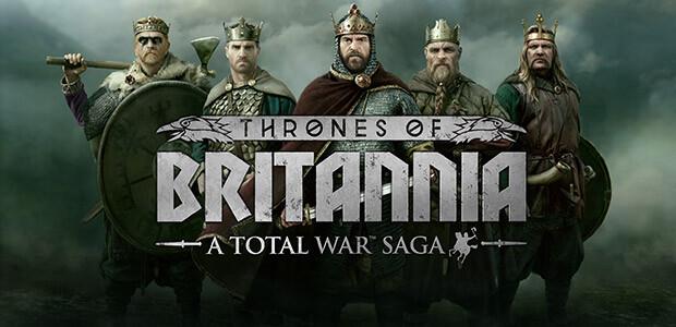 Total War Saga: Thrones of Britannia - Cover / Packshot