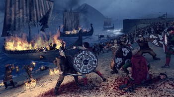 Screenshot1 - Total War Saga: THRONES OF BRITANNIA - Blood, Sweat and Spears