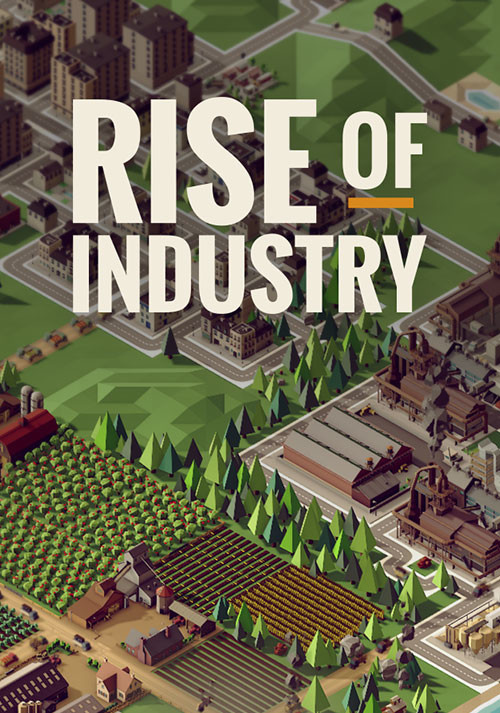 Rise of Industry - Cover