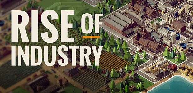 Rise of Industry - Cover / Packshot