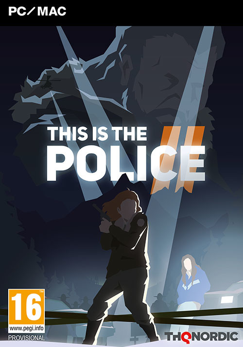 This Is the Police 2 - Cover