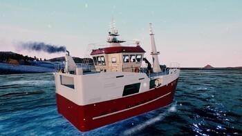 Screenshot1 - Fishing: Barents Sea