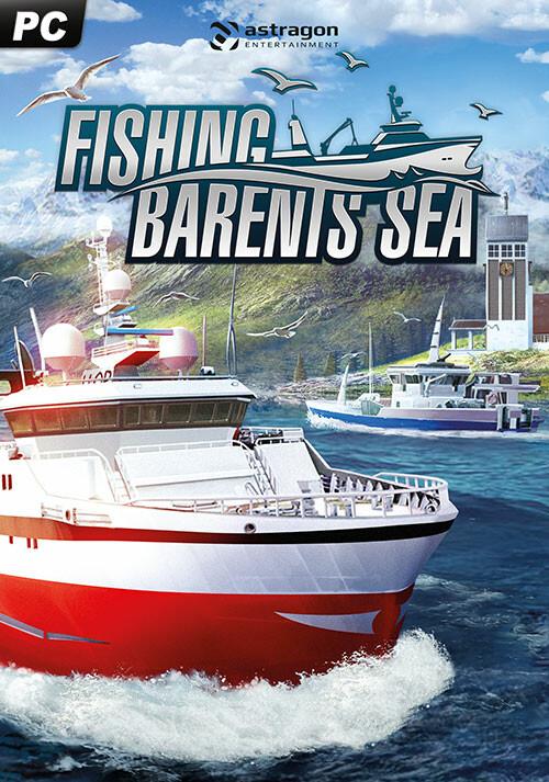 Fishing: Barents Sea - Cover / Packshot