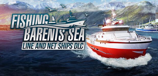 Fishing: Barents Sea - Line and Net Ships