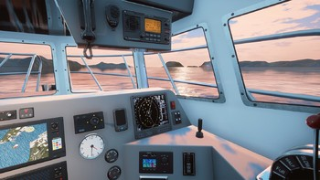Screenshot1 - Fishing: Barents Sea - King Crab