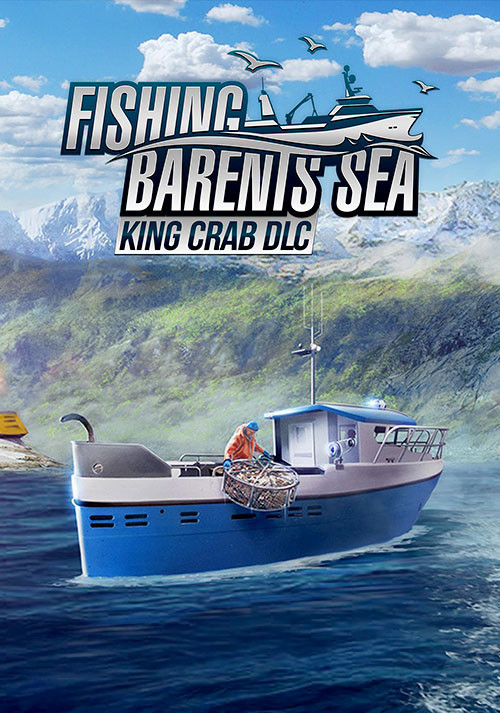Fishing: Barents Sea - King Crab - Cover