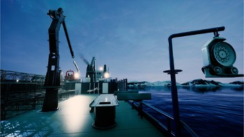 Screenshot5 - Fishing: Barents Sea - King Crab
